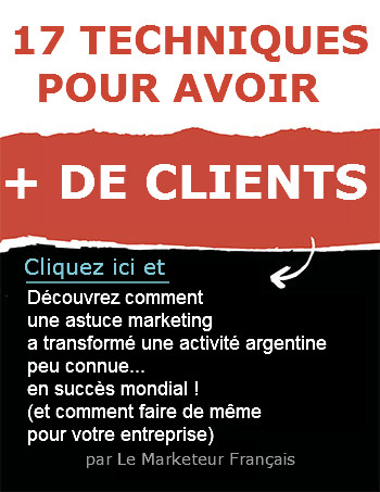 Tour du Monde du Marketing
